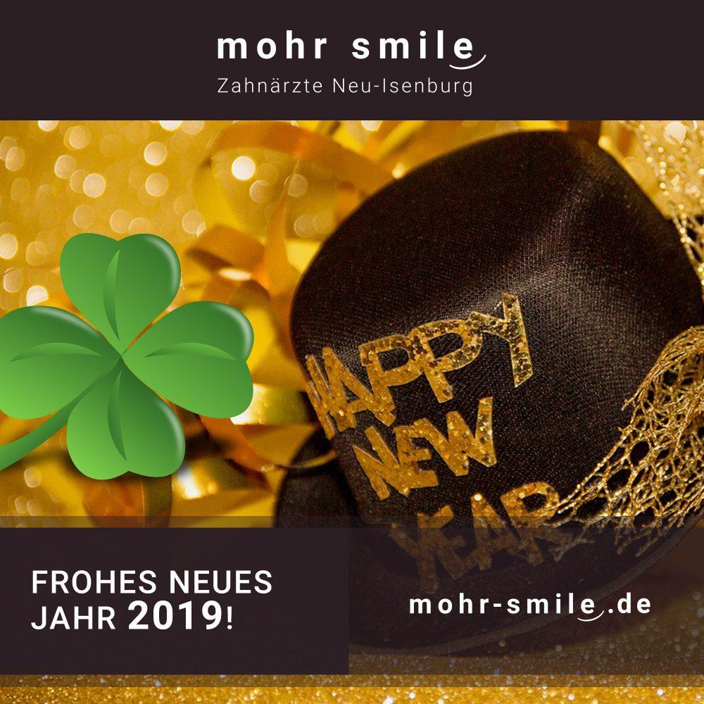 2019-01 Neujahr mohrsmile