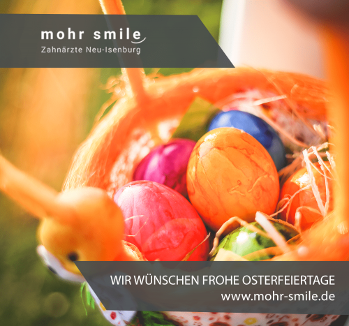 2019-04 Frohe Ostern mohr smile