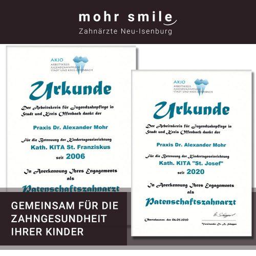 Gemeinsam für die Zahngesundheit Ihrer Kinder