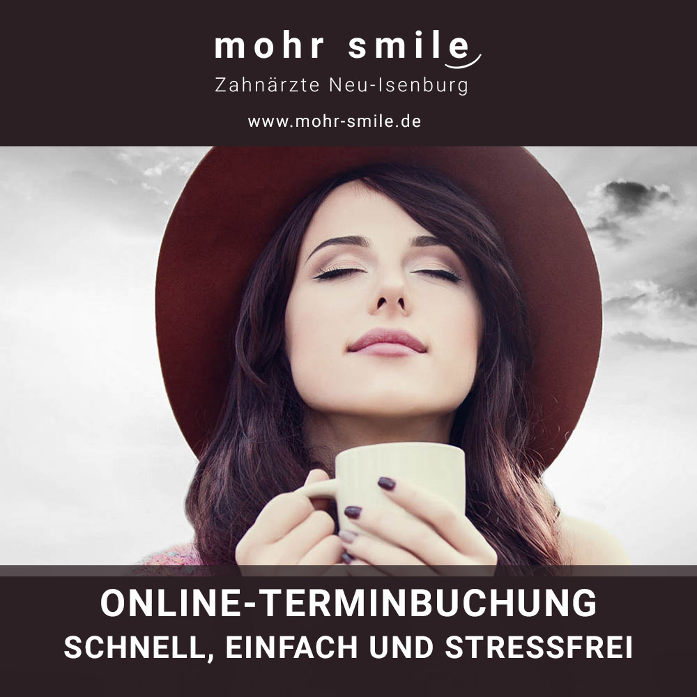 2020-09 online Terminbuchung - mohr smile