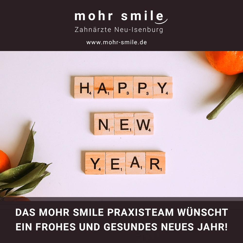 2021 HAPPY NEW YEAR -neujahr-zahnarztpraxis-neuisenburg-mohrsmile
