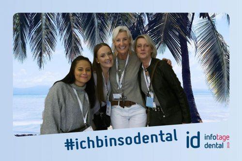 Fachmesse Dentalbranche - Zahnarztpraxis-Team mohr smile in Neu-Isenburg