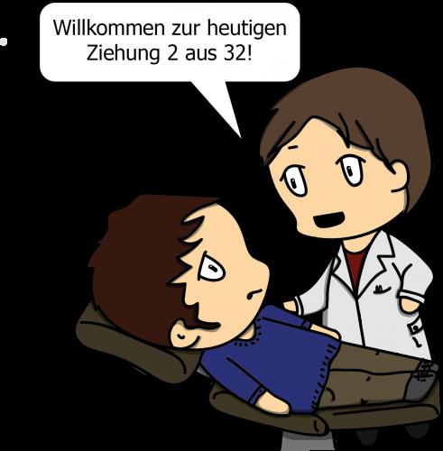 Ziehung - Zahnarztpraxis mohr smile Neu-Isenburg