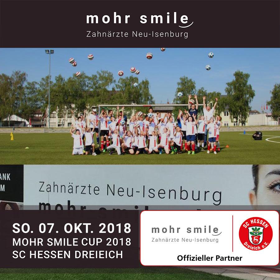 mohr-smile CUP 2018 - Hessen Dreieich