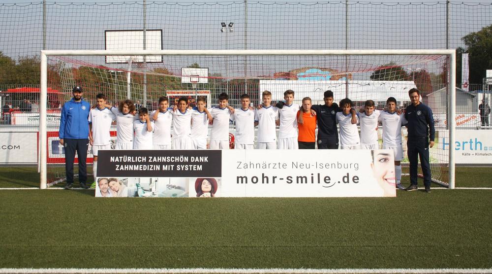 mohrsmileCup -2018 - Zahnarztpraxis mohr smile in Neu-Isenburg