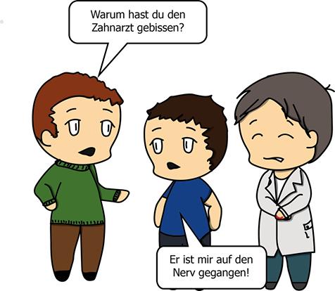 Zahnarztpraxis Comic-2016-11