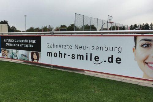 Zahnarztpraxis mohr-smile CUP 2018 - Hessen Dreieich