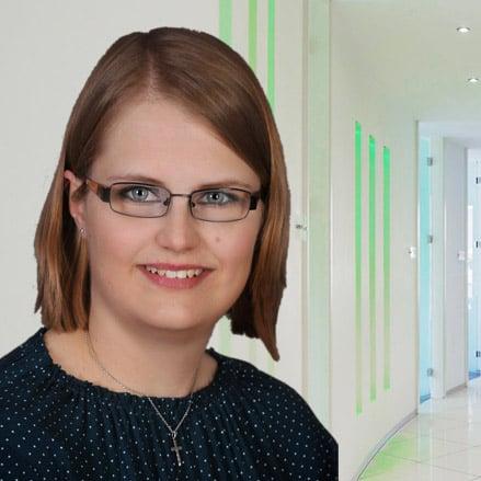 Rezeption - Zahnarztpraxis Neu-Isenburg - Frau-Dukatz